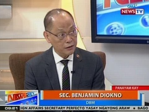 NTG: Panayam kay DBM Sec. Benjamin Diokno