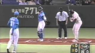 1996.5.2 日本ハムvs西武5回戦 2/16