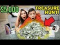 $5,000 TREASURE HUNT IN OUR MANSION! **WINNER TAKES ALL** | The Royalty Family