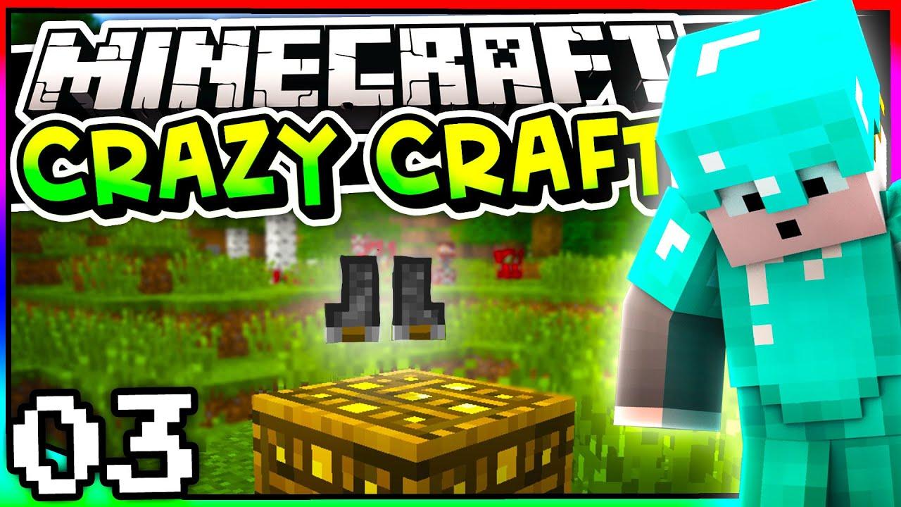 Minecraft Crazy Craft 3 0 Servers