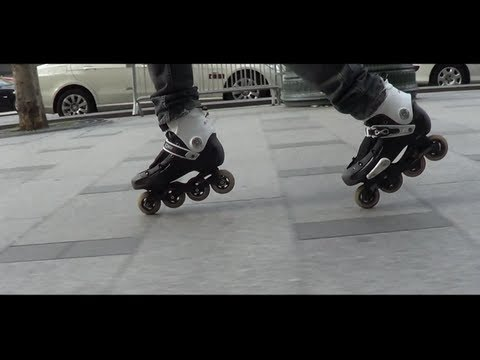 Roller freestyle Paris - Spring 2013