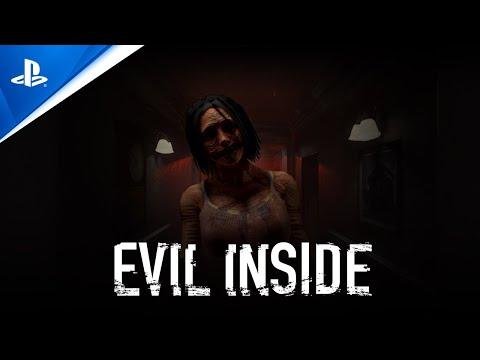 Evil Inside - Announcement Trailer | PS5, PS4