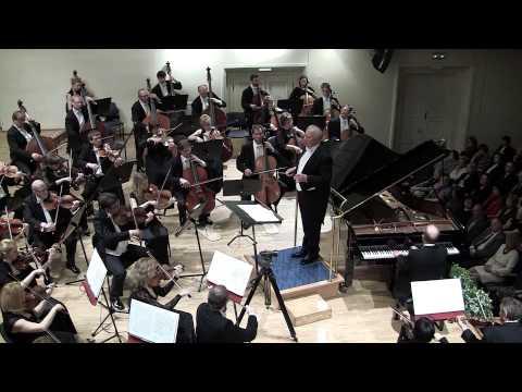Beethoven Piano concerto No. 5 Kalle Randalu