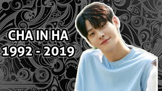 CHA IN-HA DEATH | Another Korean Celebrity Suicide Incident 2019