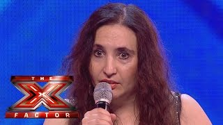 jale antor attempts cheryls crazy stupid love arena auditions the x factor uk 2014