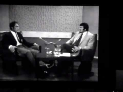 Manchester United 1 Southampton 4 (Ron Davies 4) Part 2 - The Interview