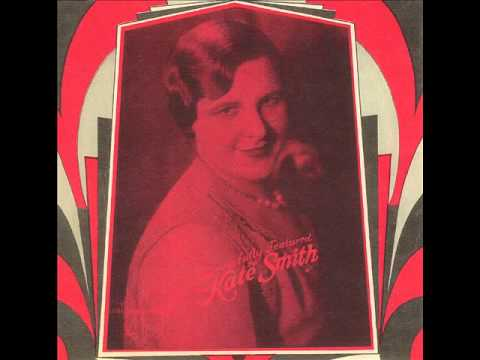 Kate Smith: All of Me  (with lyrics)