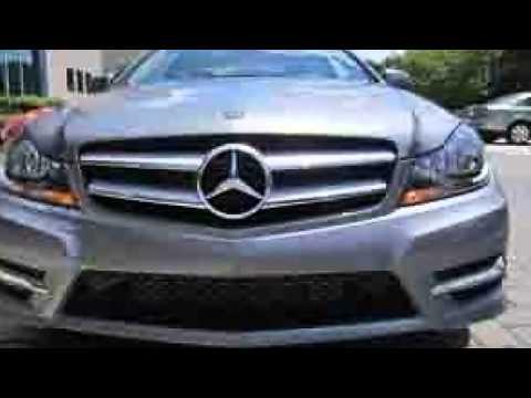 2013 mercedes benz c class boca raton for Mercedes benz boca raton