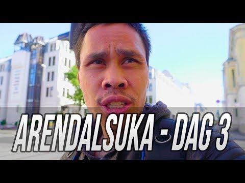 Arendal uka, dag 3 - Vlog