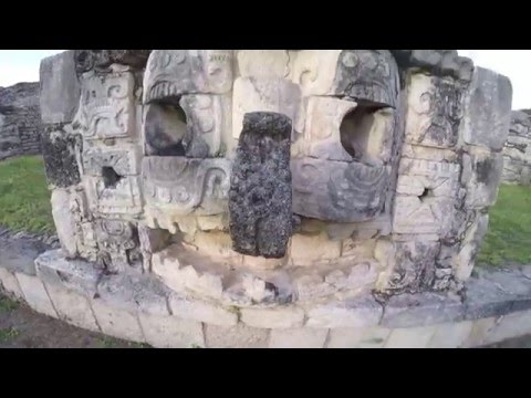 Explore Yucatan – Off the Beaten Path - WOW!!  – GoPro Video
