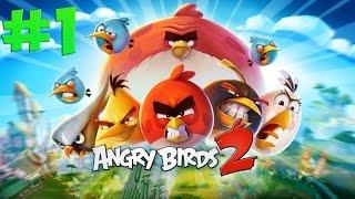 Angry Birds 2 Злые птицы возвращаются 1