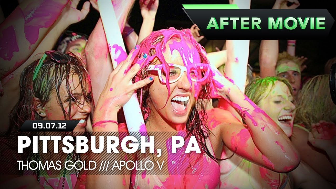 Life In Color - Pittsburgh, PA - E.N.D Tour - 09/07/12 - Feat. Thomas Gold & Apollo V