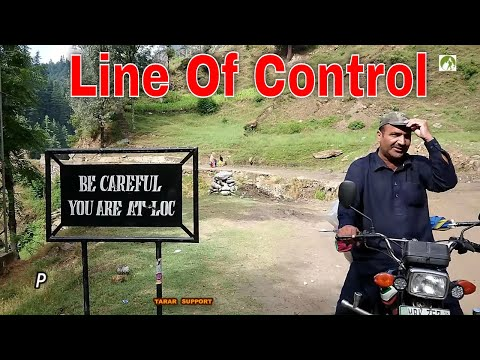 Jammu & Kashmir Travel At LOC India Pakistan Tour 2019