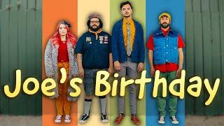 The Birthday of Joe