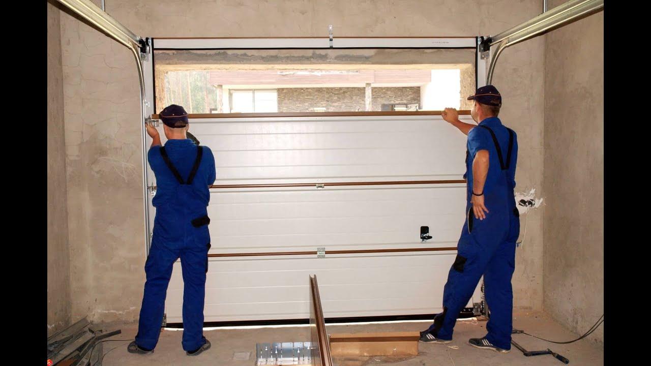 Garage Door Repair Near Me Youtube
