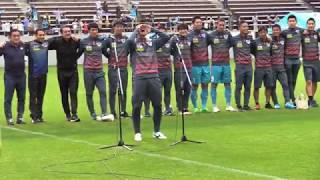 サッカー・J1サガン鳥栖の「ファン感謝デー」が9月8日、鳥栖市のベス...