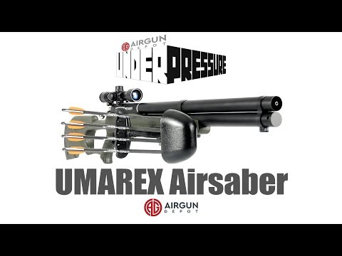 Umarex AirSaber, An Affordable Arrow-Shooting PCP For Big-Game Hunting!