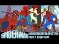 SPIDER MAN Animated Retrospective Part 1 1967 1994