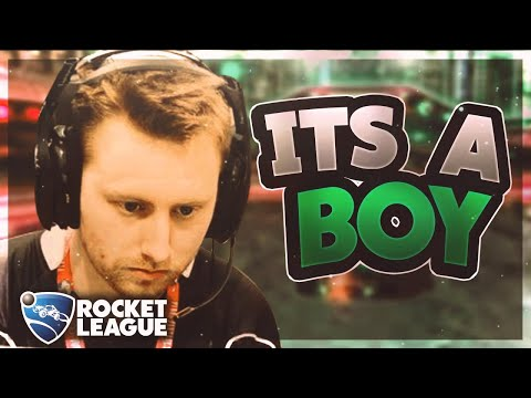 BEST Rocket League Moments: obs go fu** yourself LUL thumbnail
