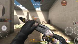 Game play modern strike online