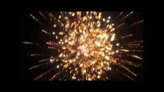 Excalibur Artillery Shell Fireworks [HD]