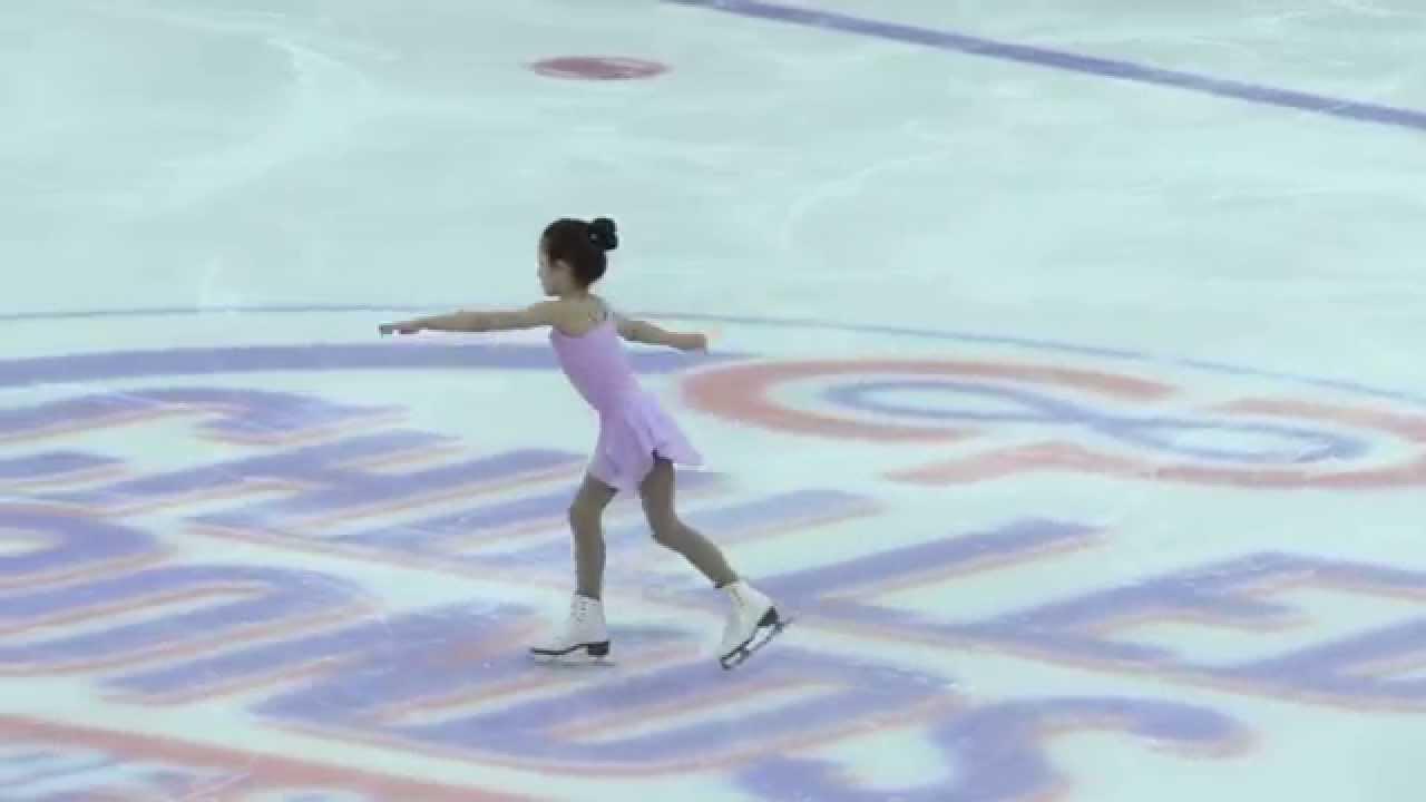 Jaffa Figure Skating Basic Skills 4 First Place