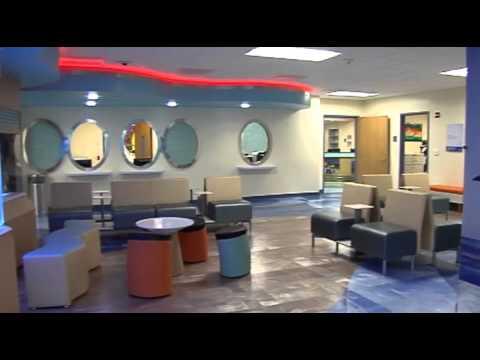 New Pediatric ER at Shands will enhance emergency care for children ...