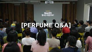 Perfume Q&A | Simon Constantine in South Korea