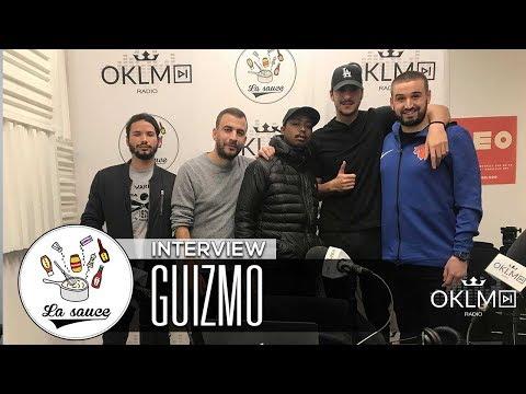 GUIZMO - #LaSauce sur OKLM Radio 08/12/17