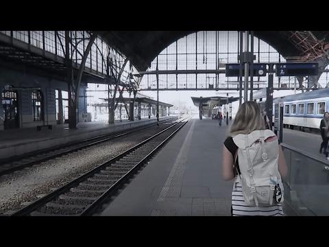 TRAIN TRAVEL IN EASTERN EUROPE