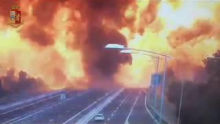"""""""Entsetzliche Explosion"""" in Bologna"""