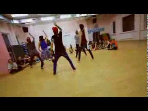 PASHA TRUTNEV dancehall workshops in Saratov city || oct. 20