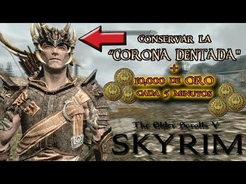 "Guia y Trucos The Elder Scrolls V: Skyrim PT.2 ""DINERO INFINITO"" - Adgeekto"