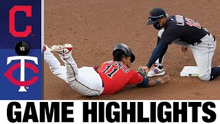 Max Kepler smashes a home run in Twins' 4-1 win | Indians-Twins Game Highlights 7/31/20