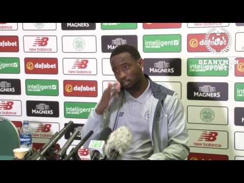 Celtic 2-1 Astana - Moussa Dembele Post Match Press Conference
