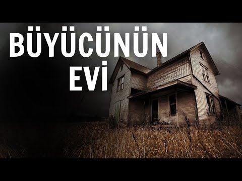 Tekirdağ'da Yeni Taşındığımız Evden Büyücünün Cinleri Bizi Kovdu | Cin Hikayeleri | Korku Hikayeleri