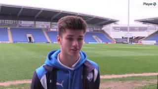 Joe Rowley First Interview