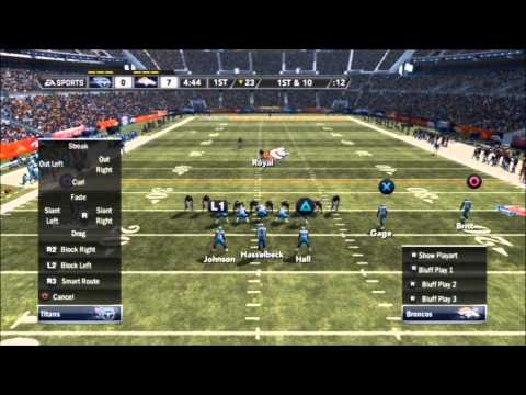 Madden 12 | Leon Washington Award Trophy/Achievement