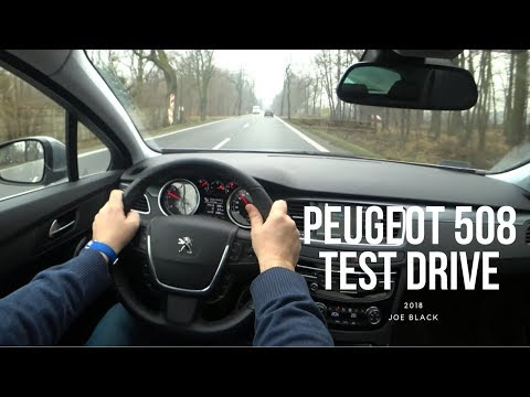 Peugeot 508 SW 2.0 HDI 163 PS 4K | Test Drive #028 POV