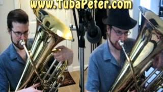 Joplin Breeze From Alabama Tuba Duet + sheet music