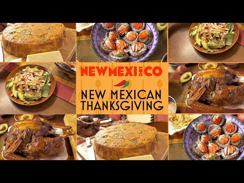 New Mexican Thanksgiving