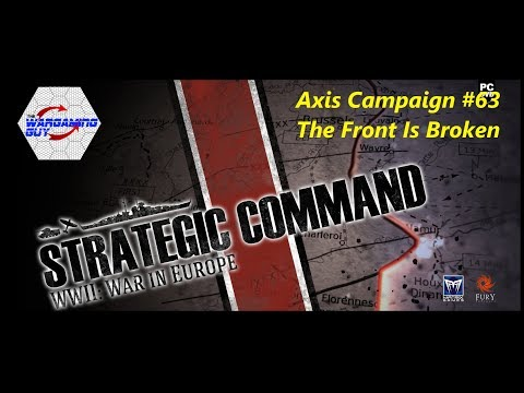 63 Strategic Command Axis - The Front Is Broken
