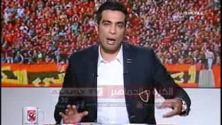 """شادى محمد """"مش عارفين ننظم دورى وكأس يبقى الافضل نلعب بلاى ستيشن"""""""