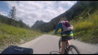 Arrivati in AUSTRIA in bici elettrica - Lienz || I Viaggi di Giada