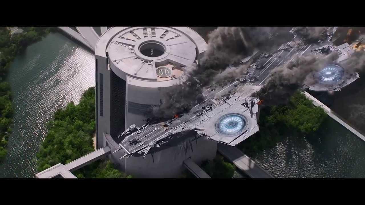 The Return Of The First Avenger Trailer