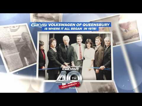 Garvey Volkswagen | 40th Anniversary Event | 2019 VW Tiguan S