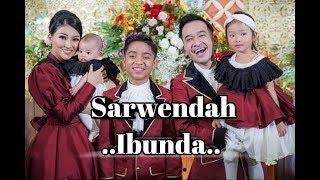 Jagan lupa subscribe, like, coment and share. #sarwendah #ibunda #terbaru.