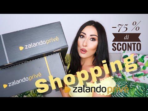 SHOPPING folle  su ZALANDO PRIVÉ 💯💯 con SCONTI FINO AL 75 % 🤩 capi indossati/osservatricescaltra