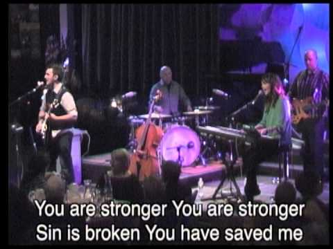 Rachel Scott - Stronger