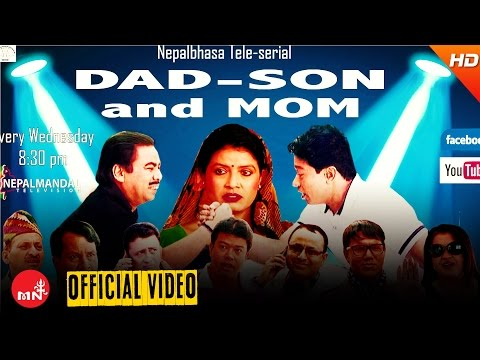 New Newari Comedy Show || Dad Son & Mom || Episode 80